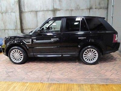 Land Rover : Range Rover Sport HSE 2010 land rover range rover sport hse new tires like new make offer