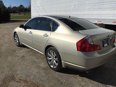 Infiniti : M35 M35X AWD 2006 infiniti m 35 x awd loaded