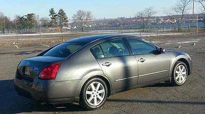 Nissan : Maxima SL 2004 nissan maxima sl leather priced to sell