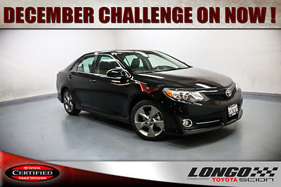 Toyota : Camry 4dr Sedan I4 Automatic SE Sport Limited Edition 4 dr sedan i 4 automatic se sport limited edition low miles automatic gasoline 2.5