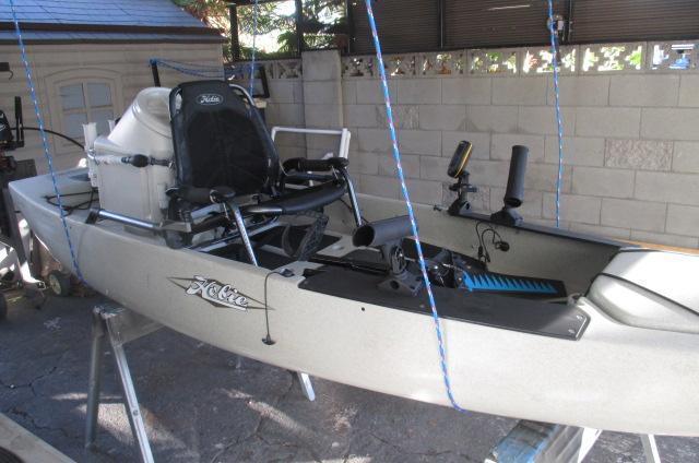 2014 Hobie Pro Angler 12