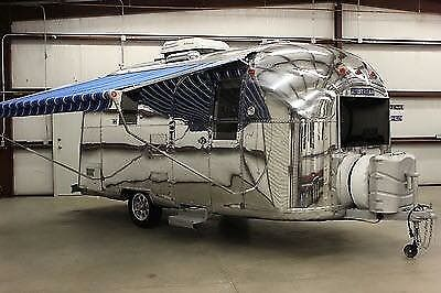 1967 Airstream Globetrotter 20' - Pristine and ready to go anywhere!