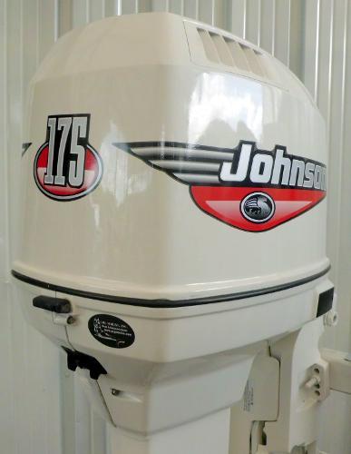 2000 Johnson 175hp 25
