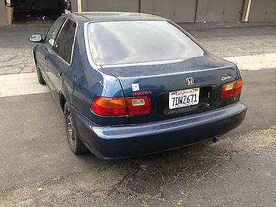 Honda : Civic lx honda civic 1995