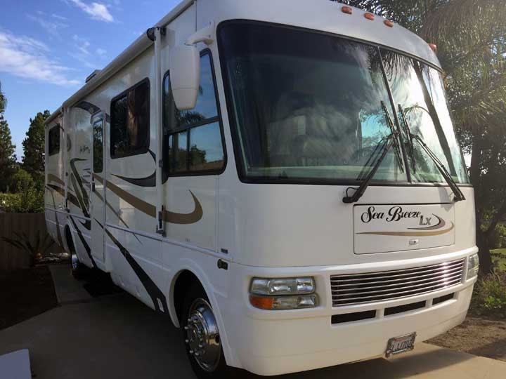 National Sea View 8311 RVs for sale
