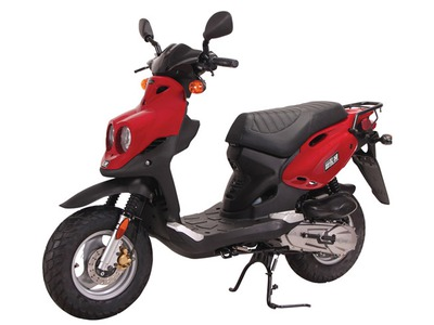 2015 Genuine Scooter Co. Buddy 170i