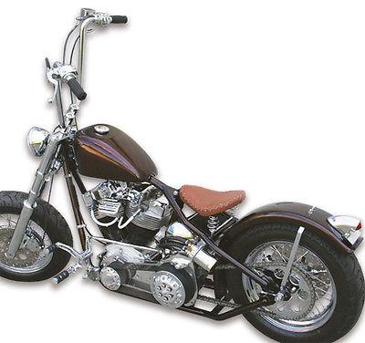 Custom Built Motorcycles : Bobber Custom Shovelhead Chopper, Built just for You!