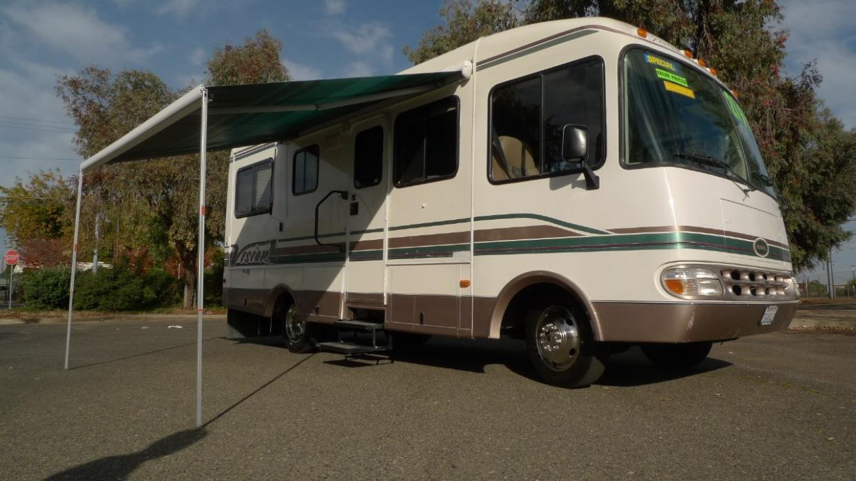 Rexhall Vision Rvs For Sale