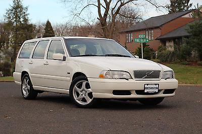 Volvo : V70 T5 Wagon 4-Door 1998 2000 1998 volvo v 70 2.3 t t 5 r wagon turbo v 70 1 owner clean serviced carfax