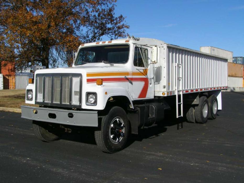 1980 International F-2554