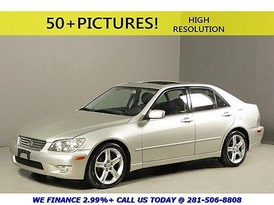 Lexus : IS 2001 IS300 SUNROOF AUTO CRUISE CD 17