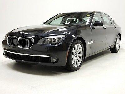 BMW : 7-Series 750Li xDrive w/Nav ALL WHEEL DRIVE. CLEAN CARFAX.
