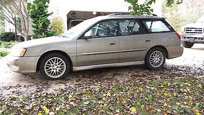 Subaru : Legacy GT 2000 subaru legacy gt wagon 4 door 2.5 l