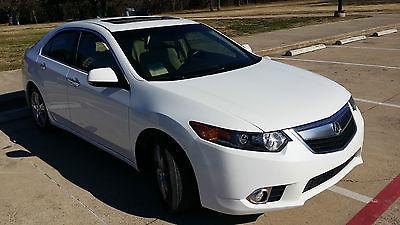 Acura : TSX Tech Sedan 4-Door 2013 acura tsx great condition