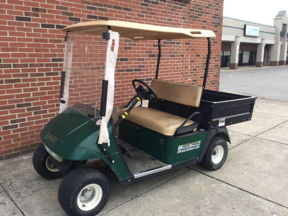 E Z Go Workhorse Motorcycles for sale  Golf Carts Ezgo Robin Motor on hummer golf cart, 1989 marathon golf cart, 1987 mercedes golf cart, 1987 honda golf cart, american flag golf cart, 1992 ezgo gas cart, 1987 cushman golf cart, chevy truck golf cart, custom truck golf cart, 1987 yamaha golf cart, columbia golf cart,