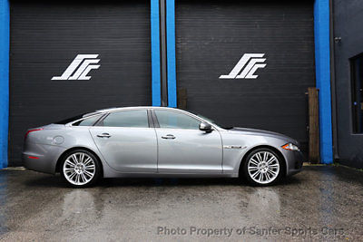 Jaguar : XJ 4dr Sedan XJL Supercharged 2011 jaguar xjrl v 8 supercharged 470 hp pano financing available accept trades