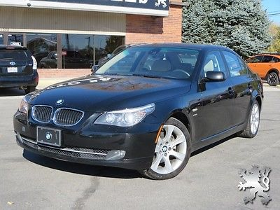 BMW : 5-Series 535xi Clean title AWD Sunroof NAV Heated and cooled seats Backup sensors