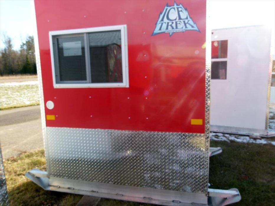 Ridgeline ice trek 4x6 rvs for sale for Ice trek fish house