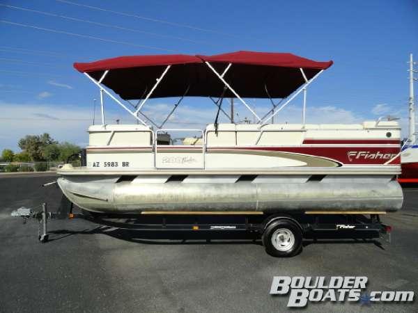 2000 Fisher Freedom 200 DLX