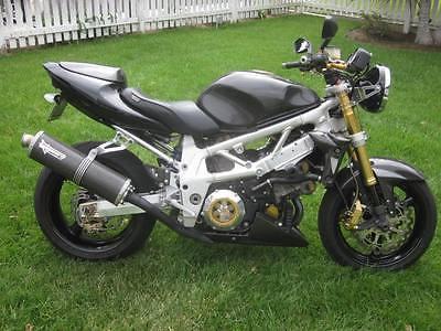 Custom Built Motorcycles : Chopper TL1000S Street fighter