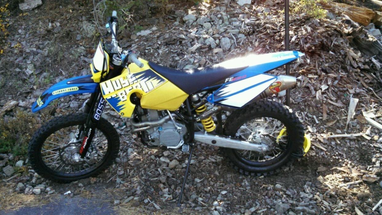 2008 Husaberg Fe 570 E