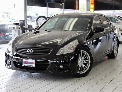 Infiniti : G37 Sedan Back Up Cam Heated Leather Bose Audio Xenons G37x Sedan Heated Leather Factory Warranty