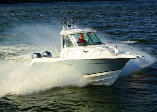 2014 Striper 2601 Walkaround