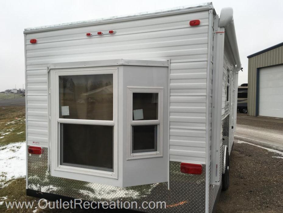 Ridgeline 8x12 v rvs for sale for Ice trek fish house