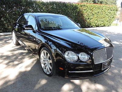 Bentley : Flying Spur Flying Spur Sedan 4-Door One Owner Low miles! Local Austin Texas Car!