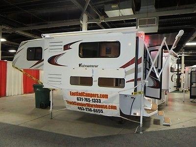 2014 Adventurer 910DB Truck Camper