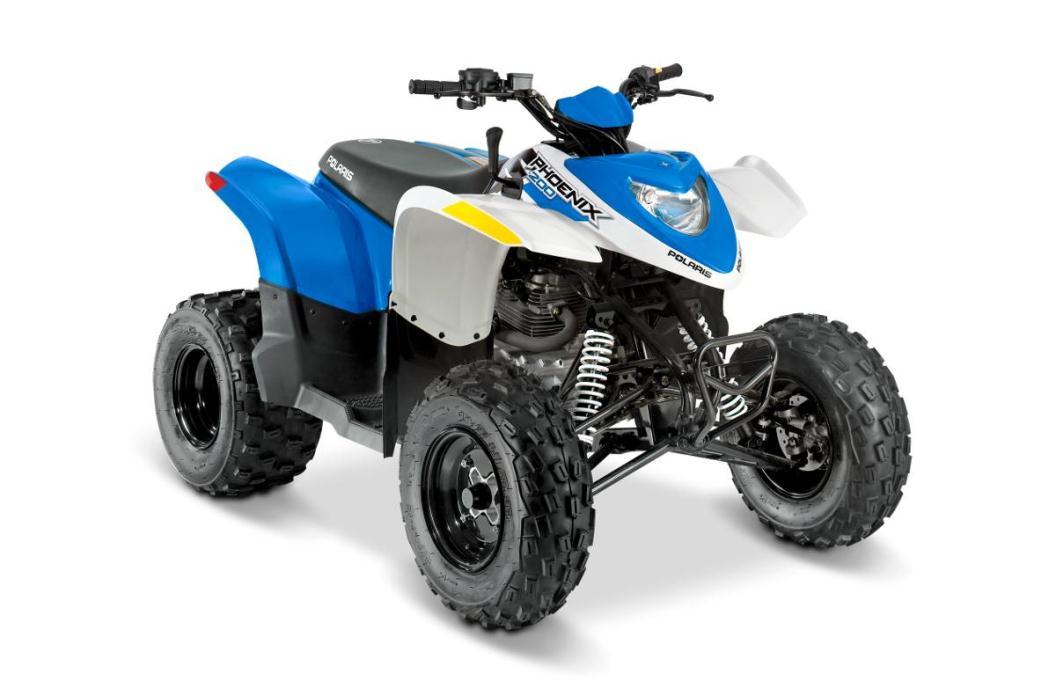 2006 Polaris Phoenix 200 Motorcycles For Sale