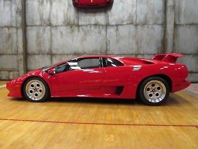 Lamborghini : Diablo VT COUPE 1995 lamborghini diablo vt coupe great investment trades offers 17 k miles