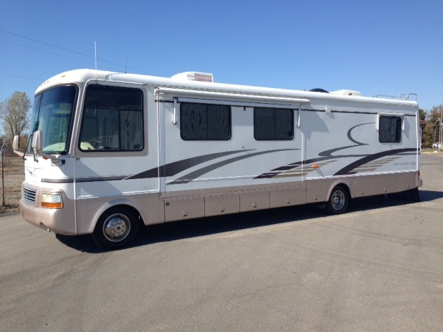 2007 Newmar Kountry Aire 37 LSRE