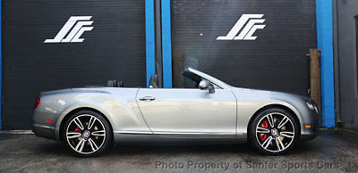 Bentley : Continental GT 2dr Convertible 2013 bentley gtc mulliner lemans edition 21 wheels 144 monthfinancingtrades