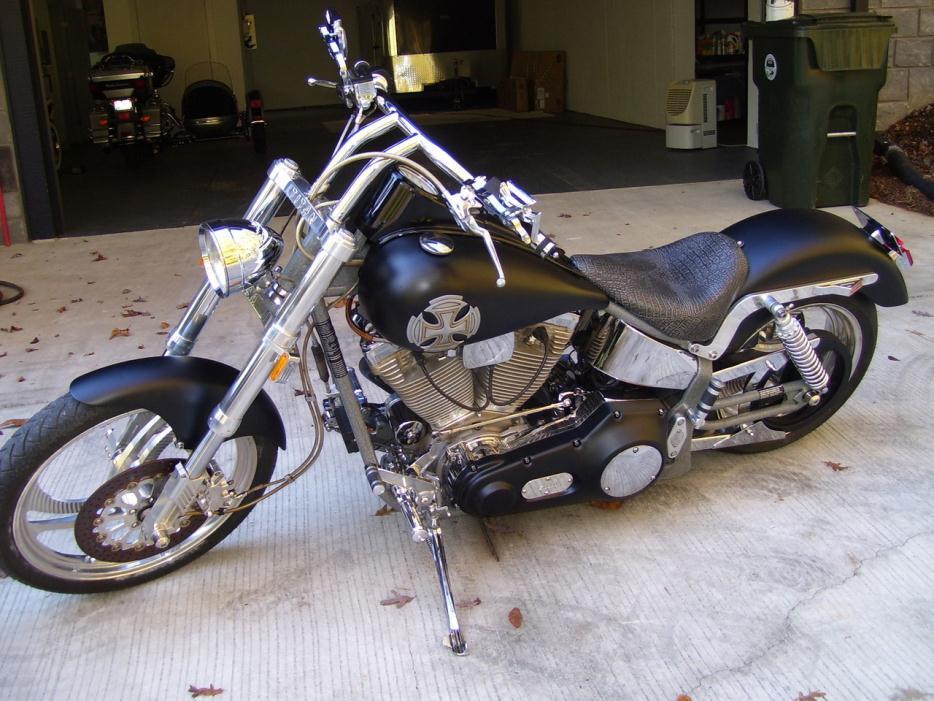 1999 Titan Motorcycle Co. Gecko SX