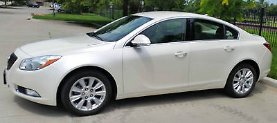 Buick : Regal eAssist Hybrid 31 k hybrid htd leather bluetooth 1 owner off lease buick kci airport near kc