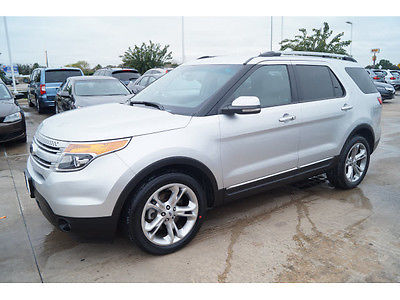 Ford : Explorer Limited CLEAN CARFAX.