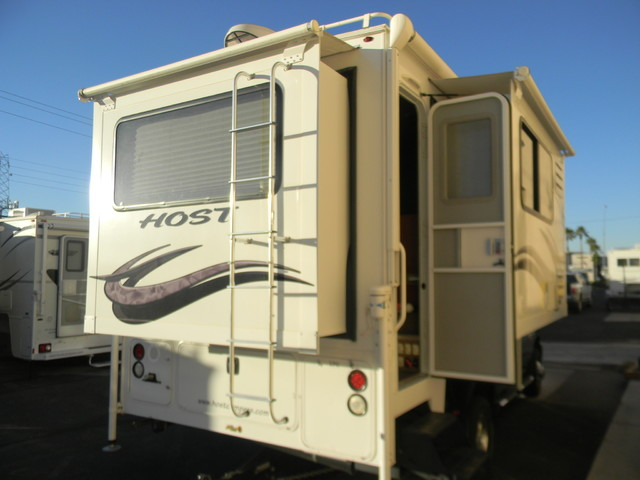 Host Ghost 34DS Diesel Super C motorhome N804