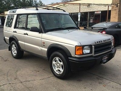 Land Rover : Discovery w/Leather free shipping warranty clean carfax 4x4 luxury disco cheap runs great s