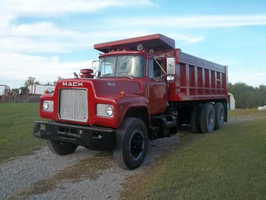 1980 Mack R 685