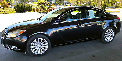 Buick : Regal 30 k htd leather bluetooth 1 owner off lease luxury buick warranty kci airport kc