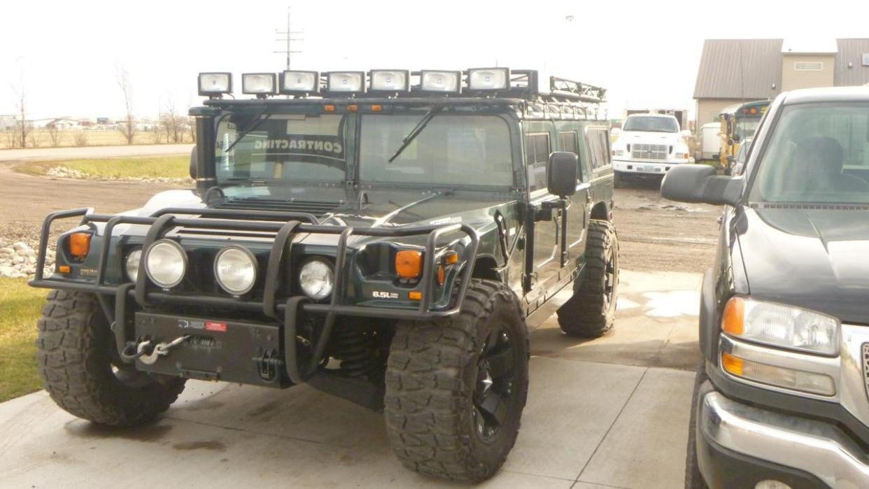 1995 Am General Truck