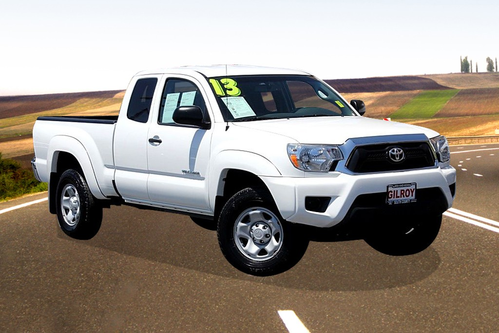 2013 toyota tacoma truck prerunner v6 cars for sale. Black Bedroom Furniture Sets. Home Design Ideas