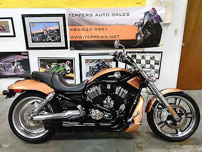 Harley-Davidson : VRSC ANNIVERSARY V-ROD VRSCAW Bub 7 Exhaust DynoJet Clean Title Low Production vrod