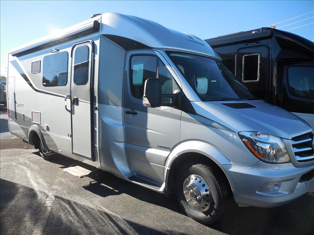 Leisure Travel Unity U24mb Rvs For Sale In Florida