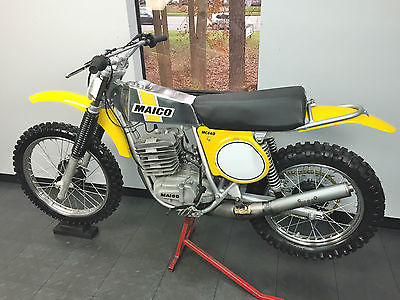 Other Makes 1974.5 maico gp 440 full engine rebuild must see resto rare maico 1974 440 gp
