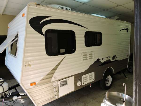 Nomad Rampage Rvs For Sale
