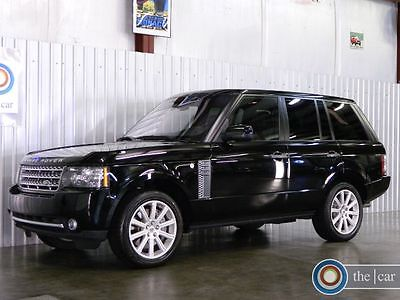 Land Rover : Range Rover SC 11 range rover supercharged full size 1 ownr dealer maintained blk on blk loaded