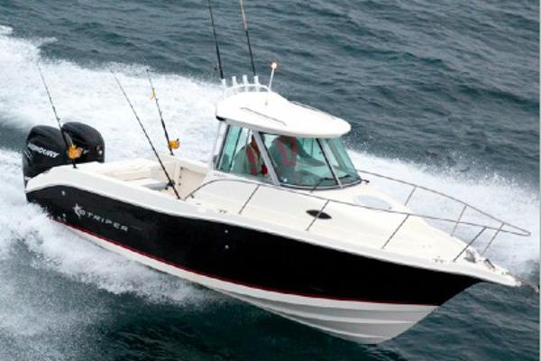 2015 Striper 2601 Walkaround