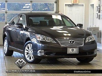 Lexus : ES Base Sedan 4-Door 11 lexus es 350 sunroof heated cooled keyless go v 6 alloys